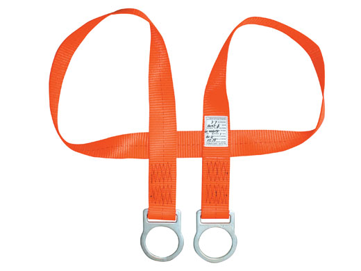 Hi-Safe Tie-Off Sling With D-rings