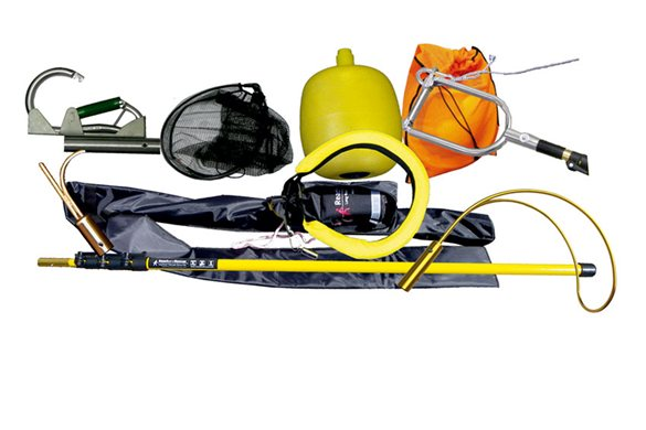 Reach and Rescue Offshore Pole Kit